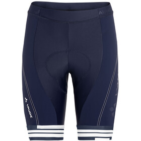 VAUDE Pro IV Pants Women, azul/blanco